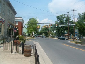 Stephen City, Virginia
